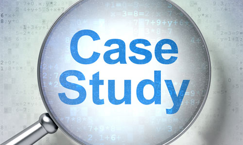 Internet marketing case study