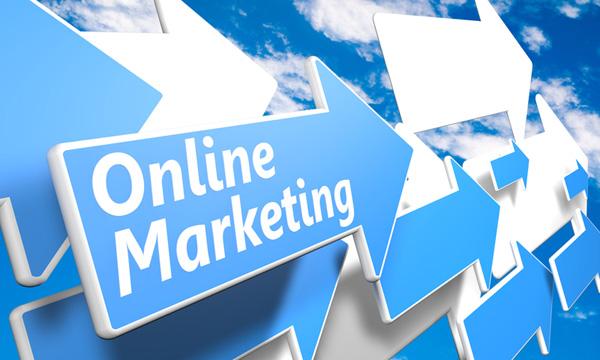 Online marketing information